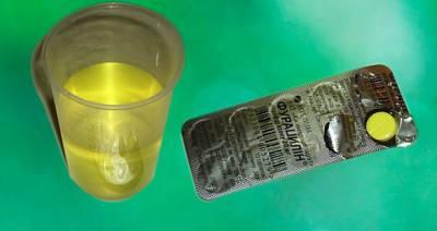 Раствор и таблетки фурацилина