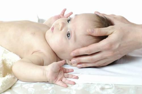 Здоровый младенец