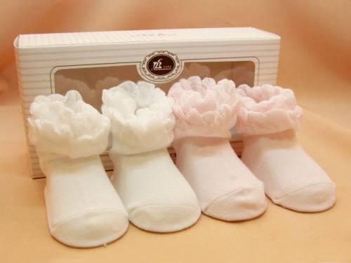 Праздничные носочки для младенцев