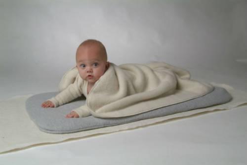 Теплое одеяло для ребенка