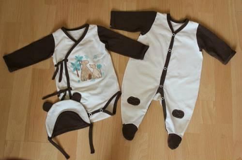Комбинезончики для малыша