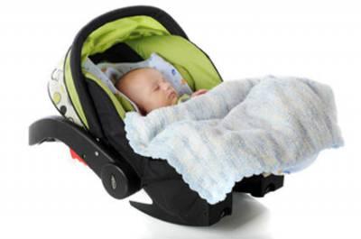 Переноска-автокресло для младенца