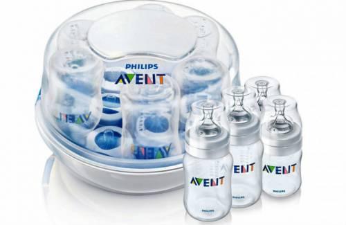 Стерилизация бутылочек для новорожденных: как это делать и зачем