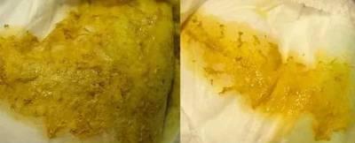 Зеленый кал у грудничка