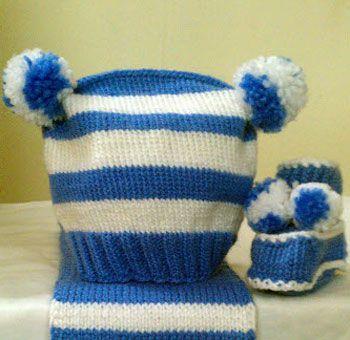 Модель шапочки для мальчика