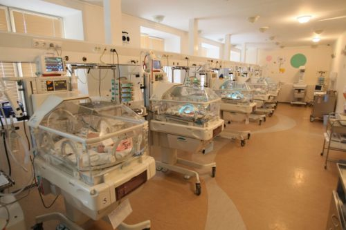 Палата интенсивной терапии новорожденных
