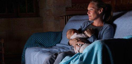 Кормление ребенка грудью ночью