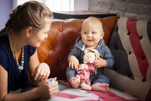 Игра с ребеноком