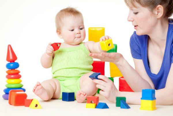 Игры с младенцем