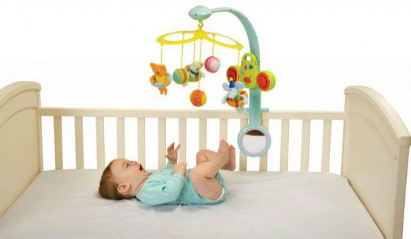 детская игрушка мобиль