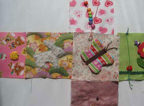 Сшивание квадратов