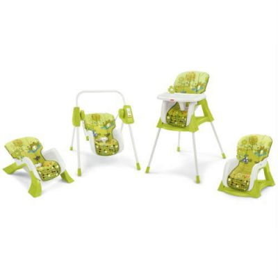 Стул-трансформер Fisher-Price EZ Bundle 4-in-1 Baby System