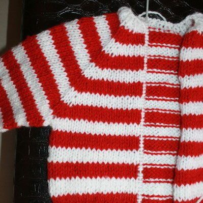 Вязание планки