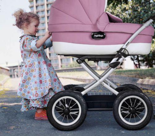 Спальная коляска для новорожденного