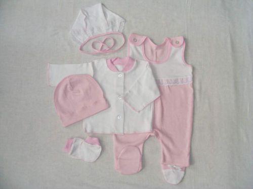 Летний костюмчик для новорожденного