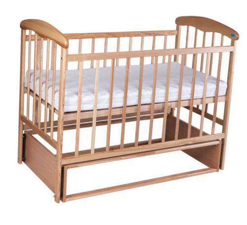 кроватка с двумя ярусами
