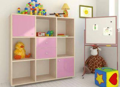 Шкафчик для хранения детских вещей