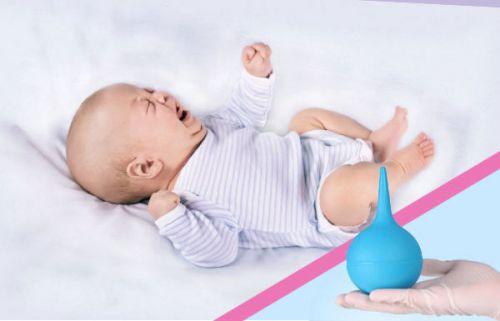 Клизма для младенца