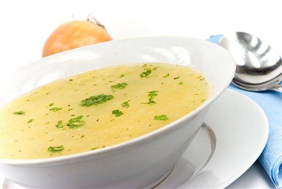 как приготовить суп из рыбы ребенку