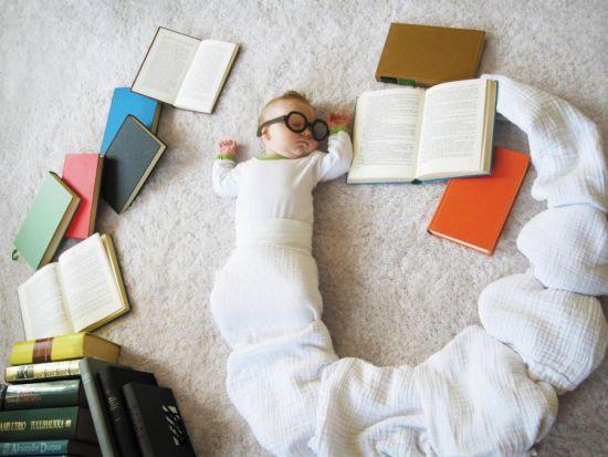Идея фотосъемки младенца
