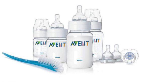 Набор бутылочек для младенцев