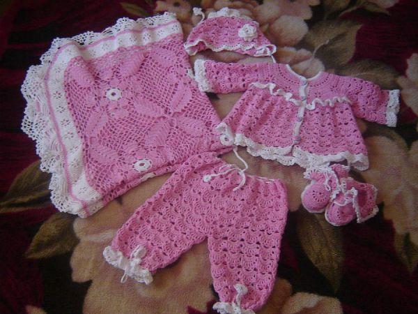 Комплект одежды для младенцев