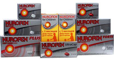 Нурофен при грудном вскармливании, можно ли его принимать кормящим мамам