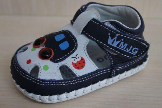 Ботиночки для новорожденных