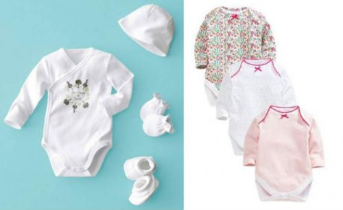 Домашняя одежда для младенцев
