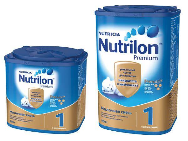 детское питание Nutrilon