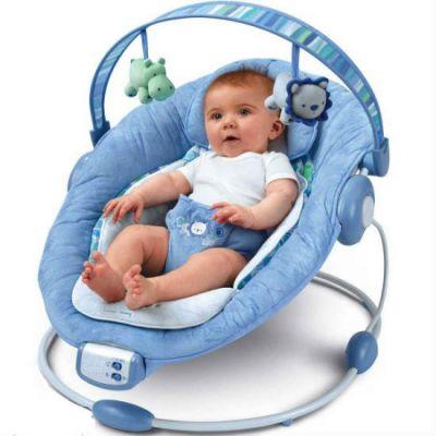 Шезлонг для новорожденного