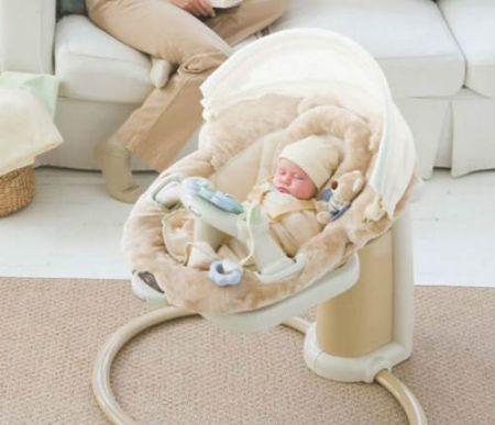 Качели для младенцев
