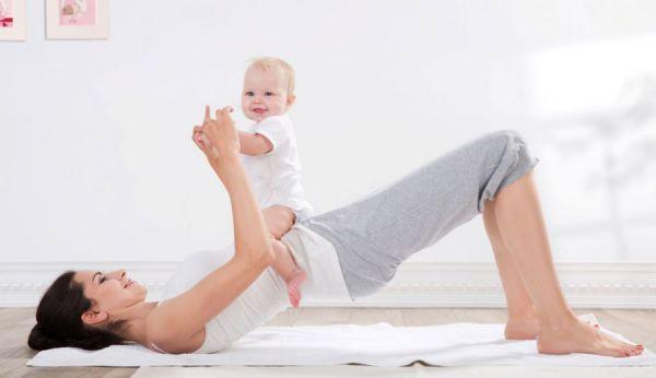 Занятия с малышом