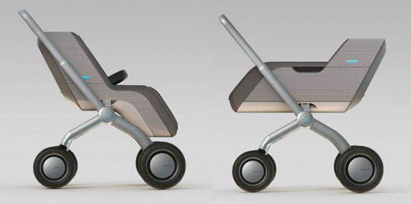 коляска детская Smartbe Stroller
