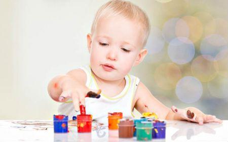 Методика рисования для младенцев
