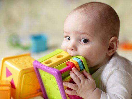 Ребенку 5 месяца