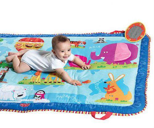 Классический коврик для младенца