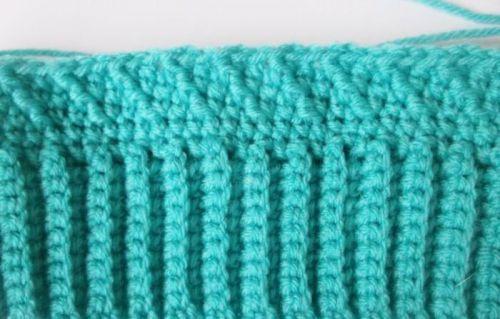 Основной узор шапочки