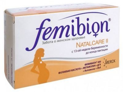 Фемибион Натал Кеа