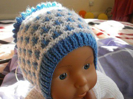 vjaz-shapochki-nov-10-450x338 Шапочка для новорожденного спицами, 25 моделей с описанием и видео уроками, Вязание для детей