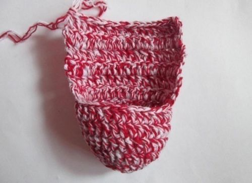 Вязание пинетки