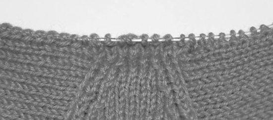 Набор петель для резинки