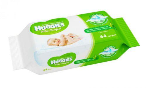 Детские салфетки Huggies