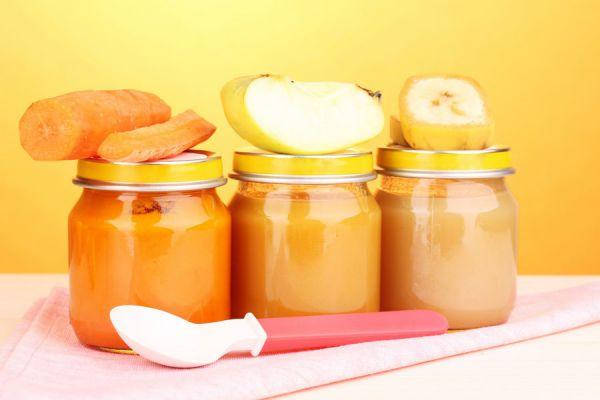 Овощное и фруктовое пюре