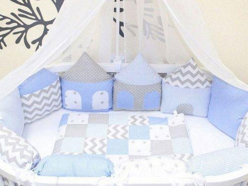 Подушки домики