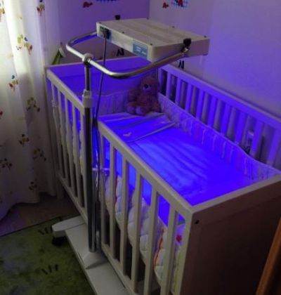 Аппарат для проведения фототерапии в домашних условиях