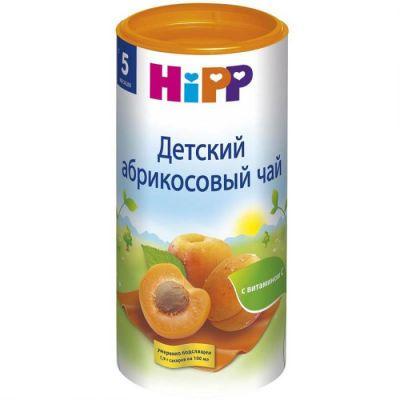 Абрикосовый чай Хипп