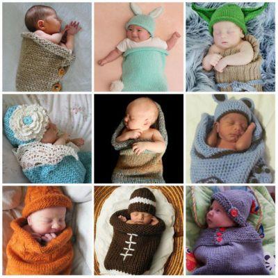 Коконы для младенцев