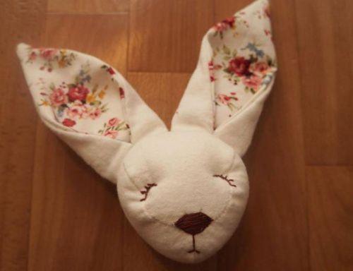 Готовая голова зайца