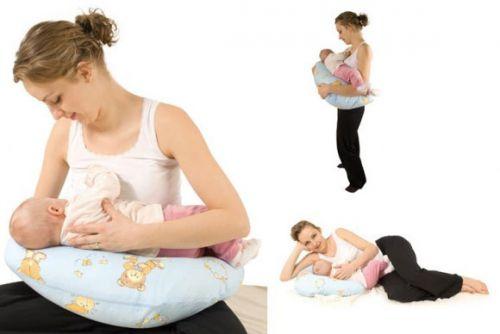 Подушка для кормления младенца